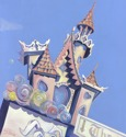 Fairyland #1 -acrylic on canvas (thumbnail)