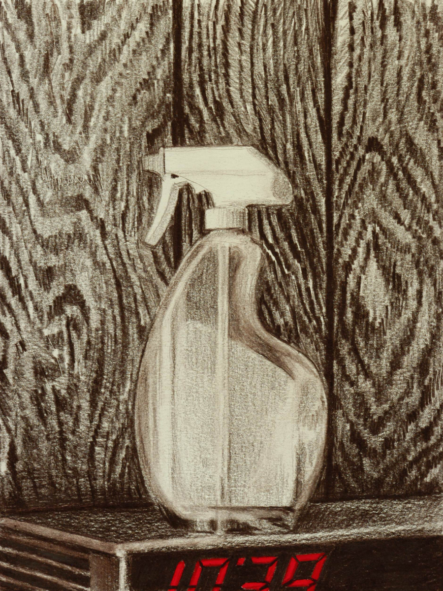 Spray Bottle - Modern LIfe Series (large view)