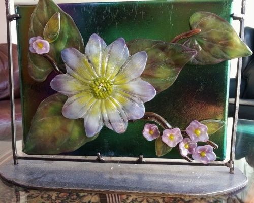 Mixed Flower Panel