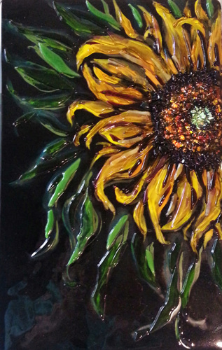 Sunflower (panel)