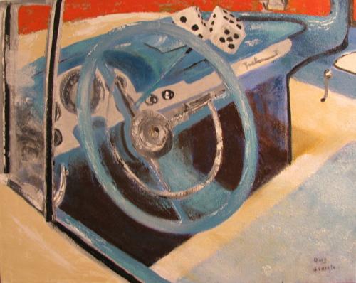 Big Wheel II ('56 Ford)