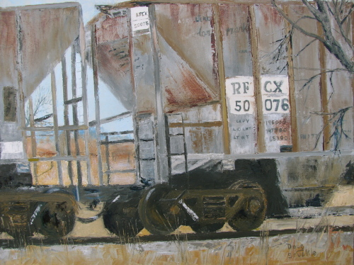 The Railroad Car