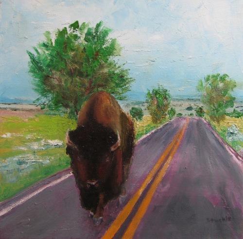 Modern Bison