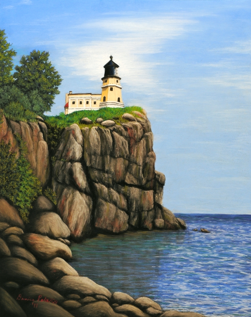 Split Rock Lighthouse (large view)
