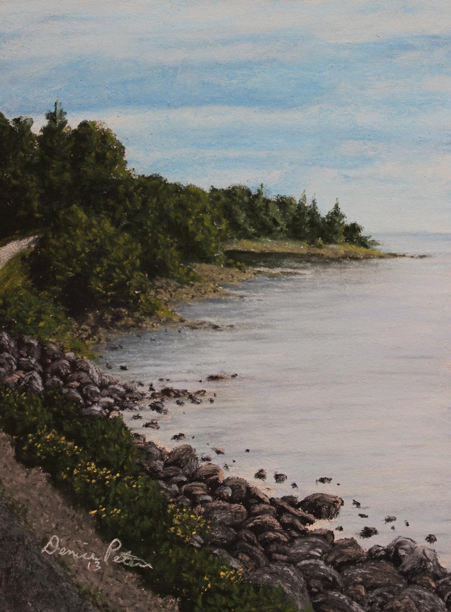 Lake Superior Shore (large view)