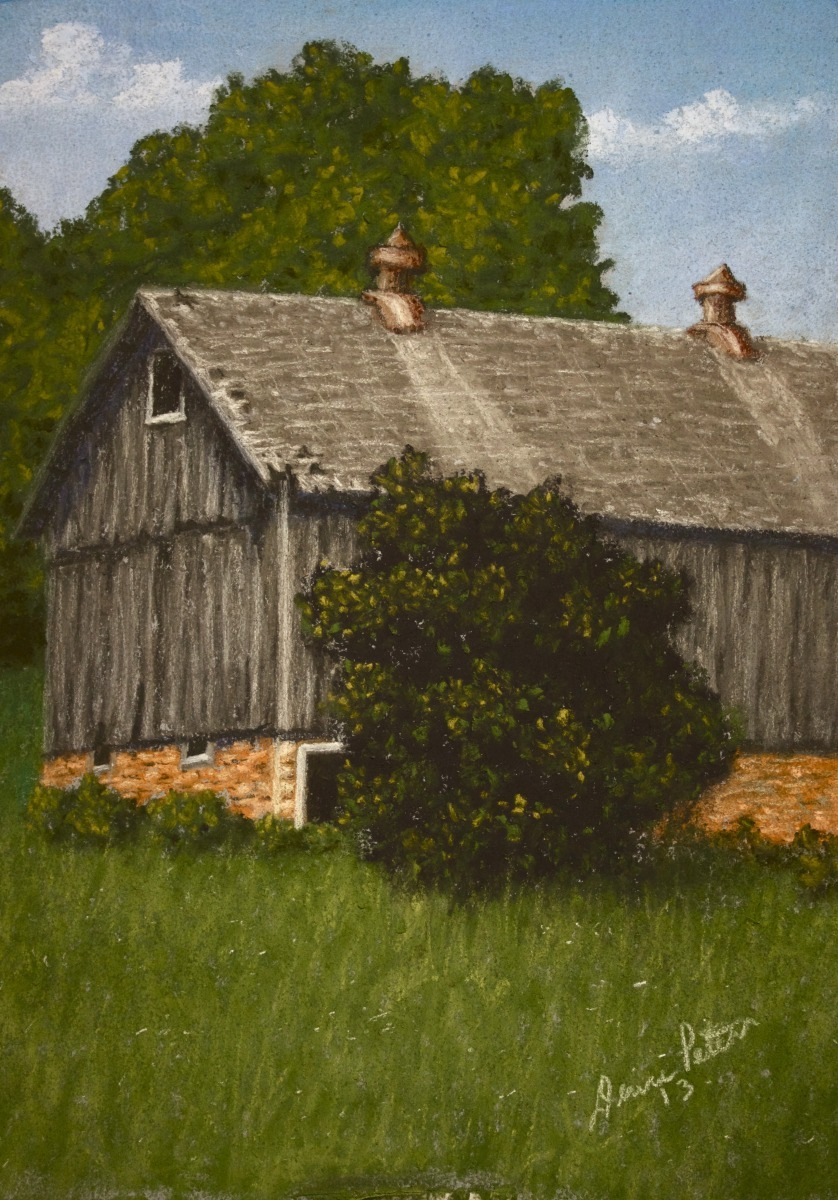 1880's Barn (large view)