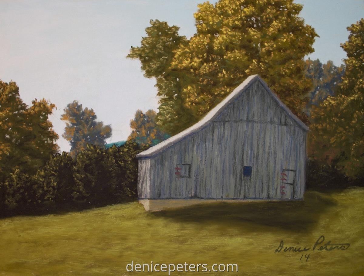 Pioneer Barn (large view)