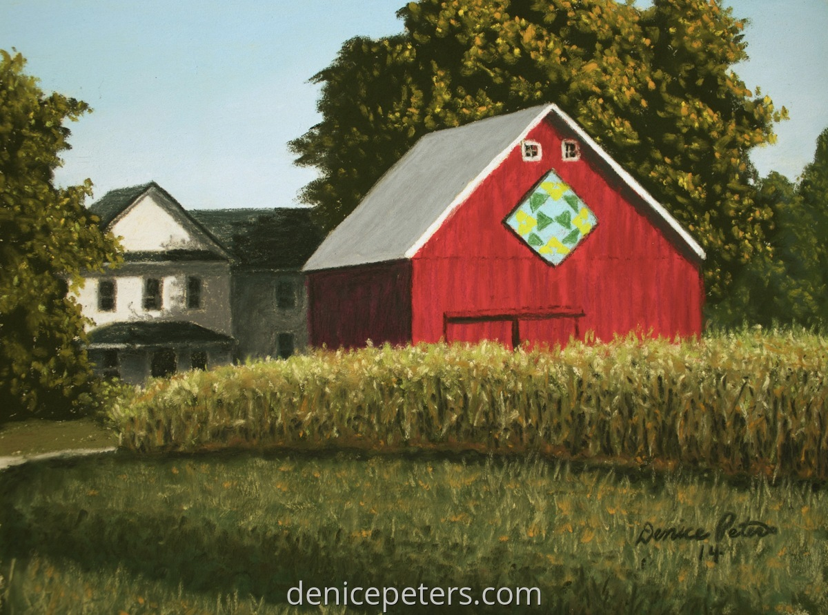 Barn Quilt (large view)