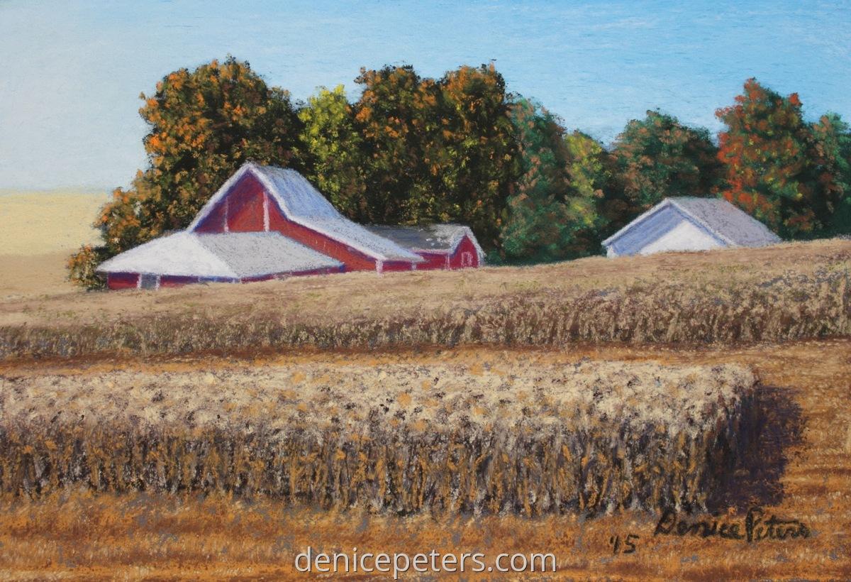 Harvest Has Begun (large view)