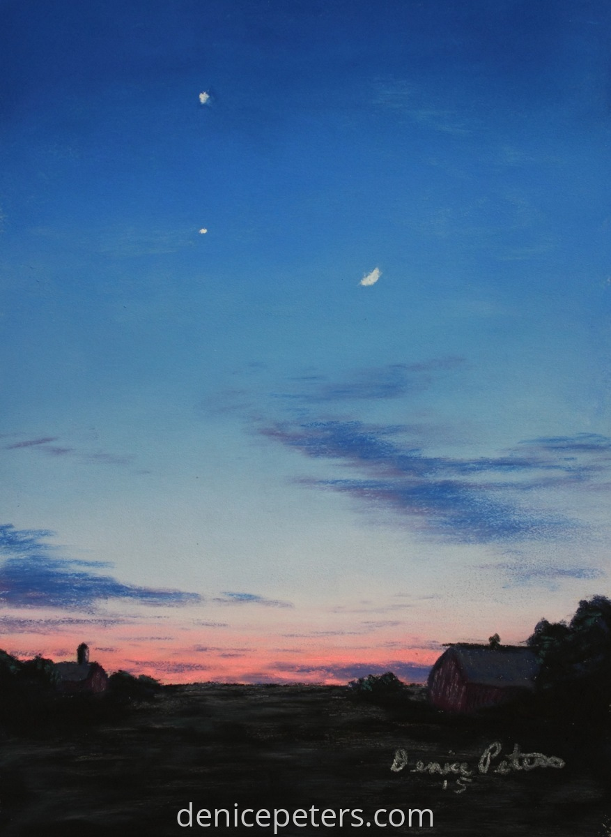Twilight Trio (large view)
