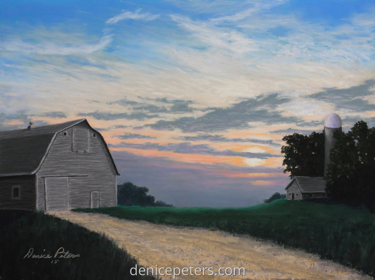 Twilight Farm (large view)