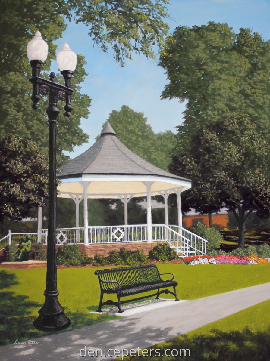 The Gazebo - Le Mars, IA (large view)