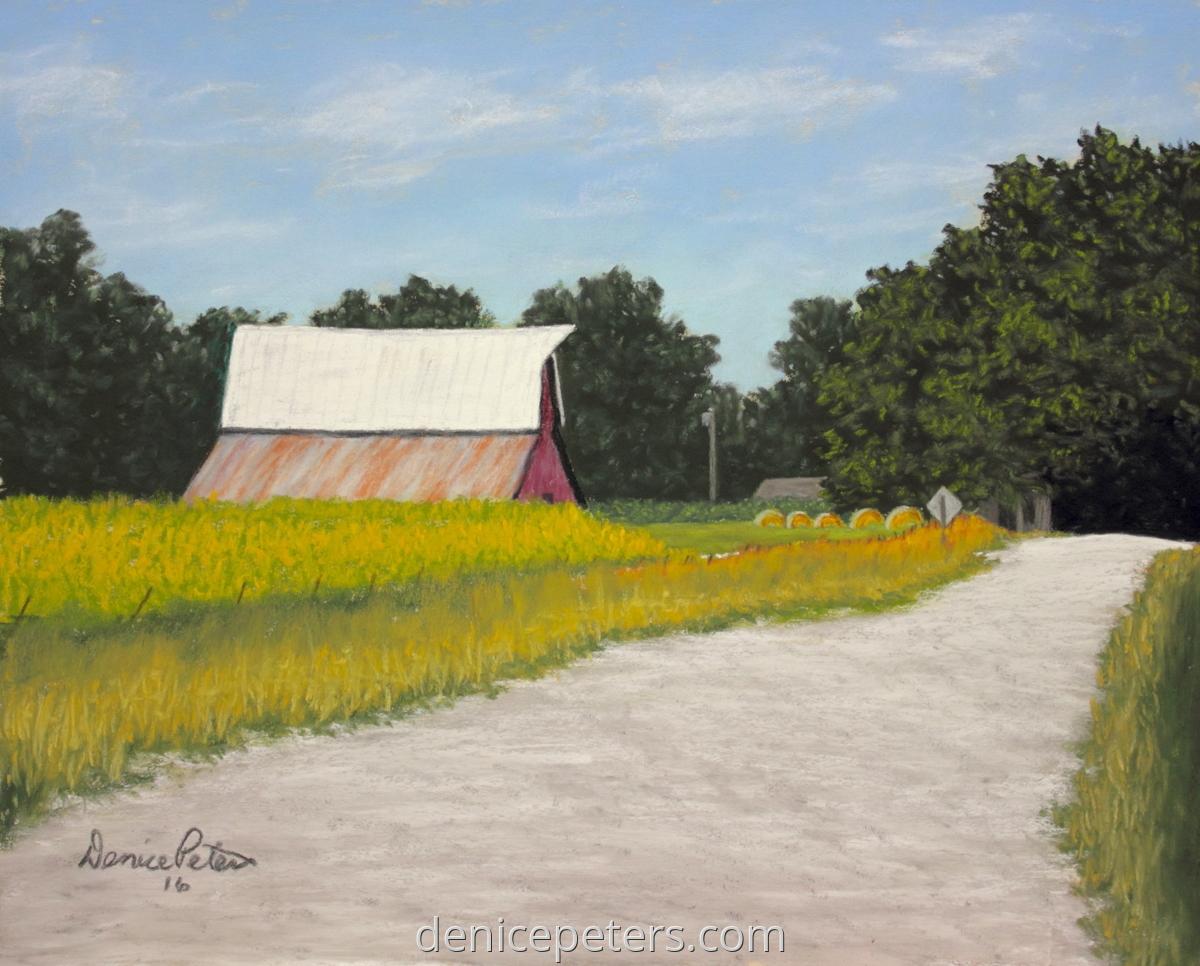 Roadside Barn (large view)