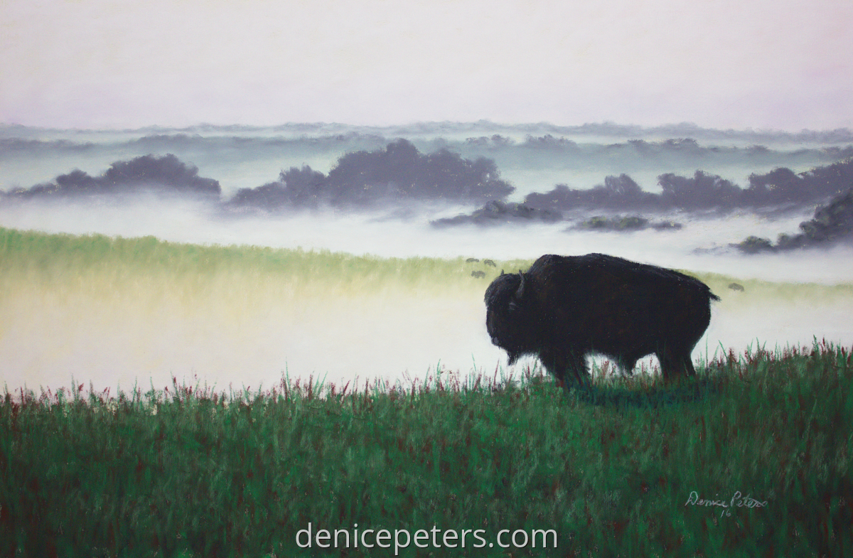 Buffalo Mist (large view)