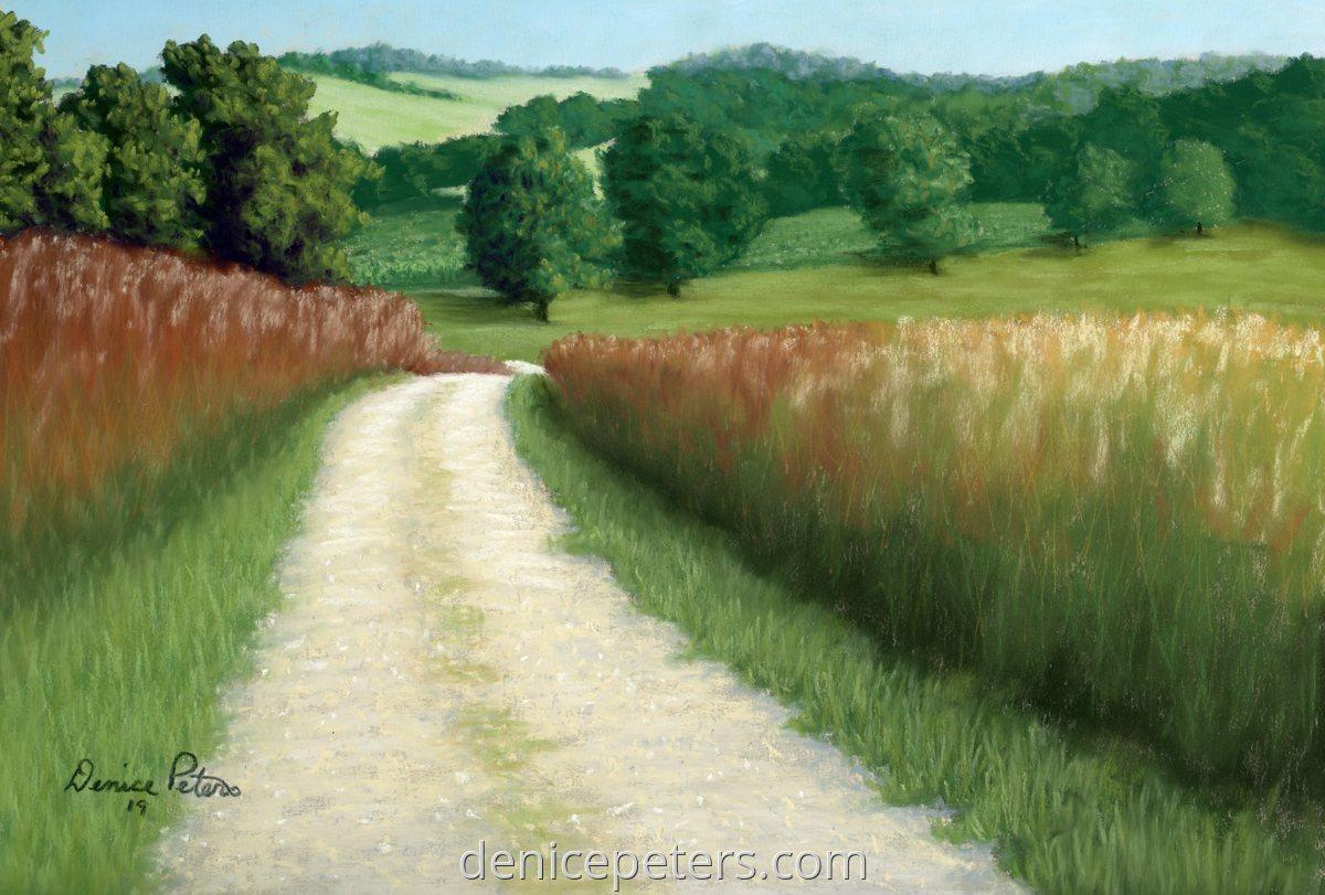 Whiterock Path (large view)
