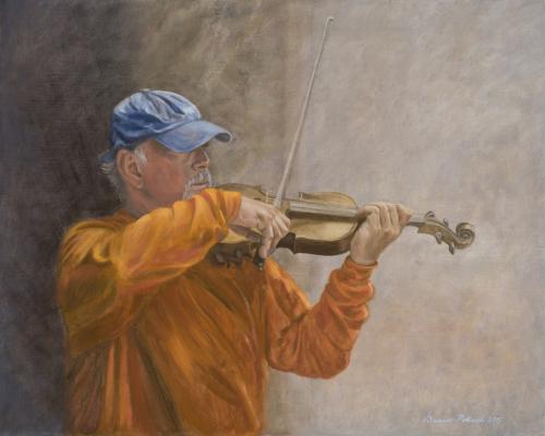 A Homeless Musician