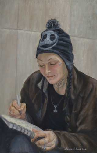 A Homeless Artist by Denise Pollack