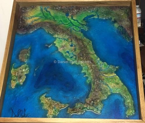 3D Italy ~ Mare e' tierra