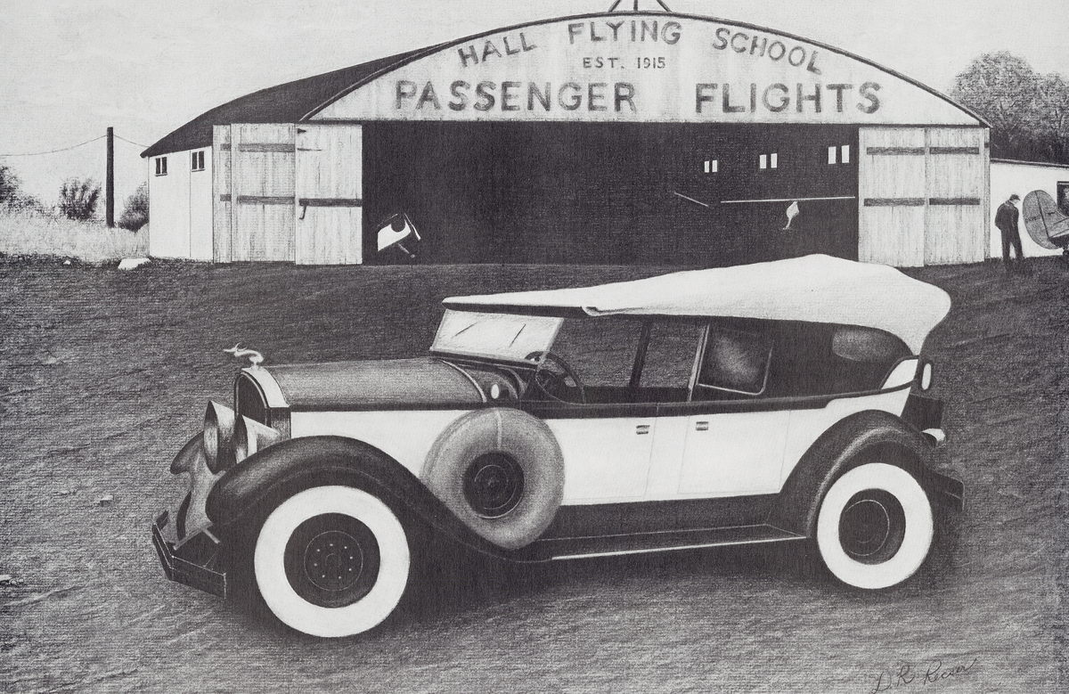 Recser,Packard  (large view)
