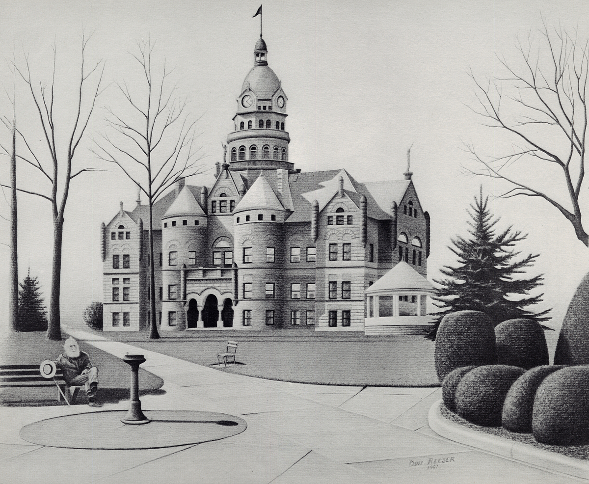 Trumbull County Courthouse (large view)