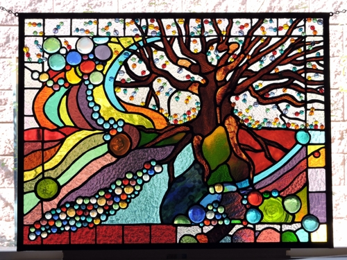 The Tree of Life - Rainbow Tree #2