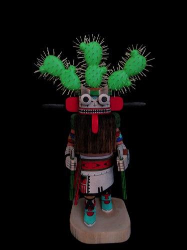 Cactus Katsina by Donald Sockyma