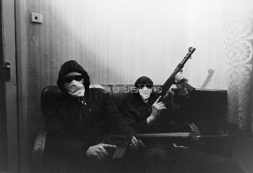 DsVsision-World: IRA Gunmen/Belfast LIMITED EDITION