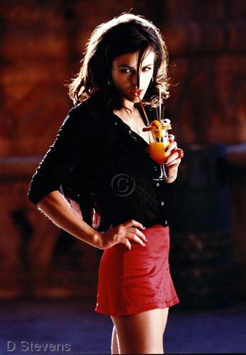 Elizabeth Hurley in Sun City