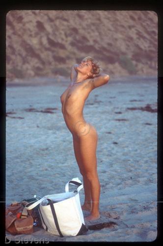 Beach Stretch