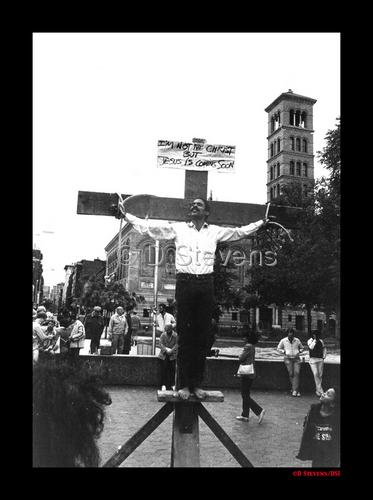 DsVision America - NYC Washington Square with Francisco Newman