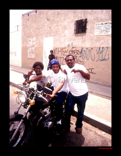 DsVisions America - South Central L.A.