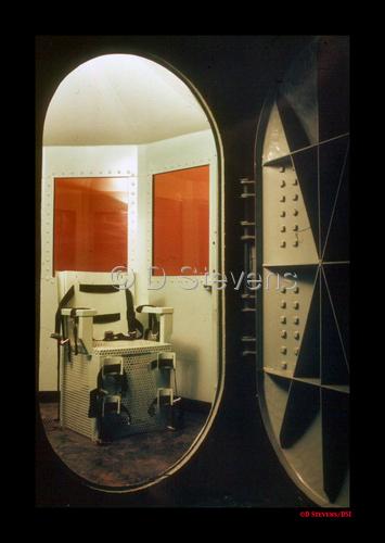 DsVision America - San Quentin Gas Chamber