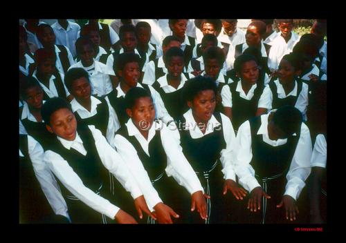 DsVision America - Soweto RSA school