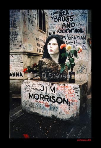 DsVisions-Paris Jim Morrison