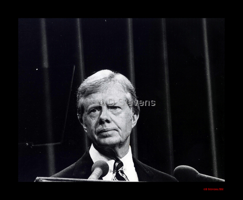 DsVision-NYC President Jimmy Carter
