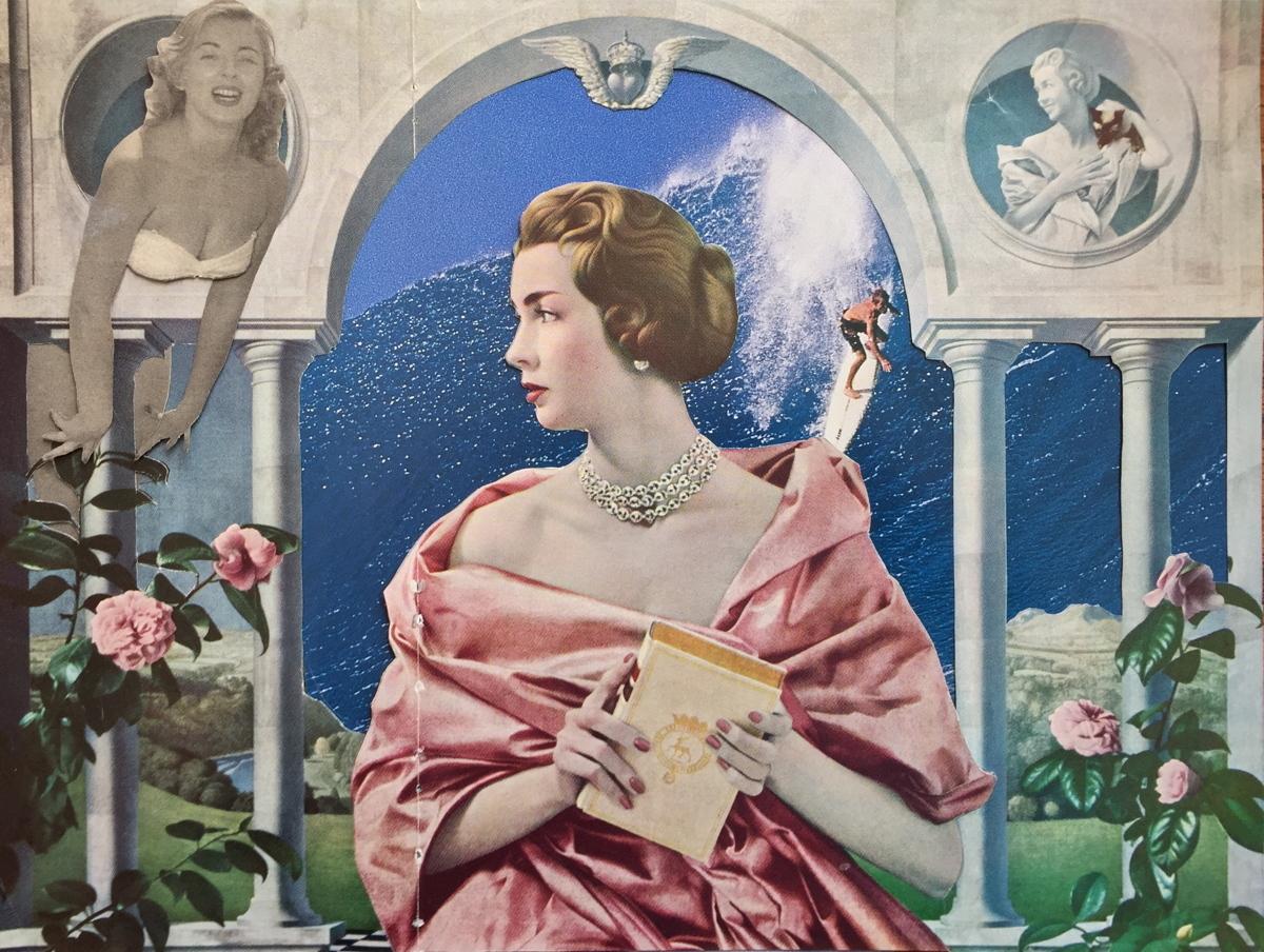 La Dame au Camelia  (large view)