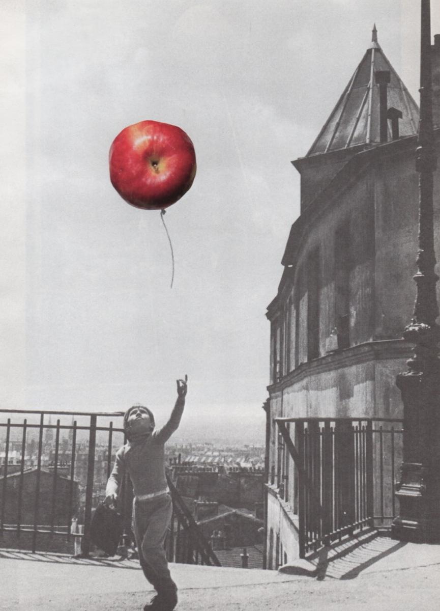 La Pomme Rouge (large view)