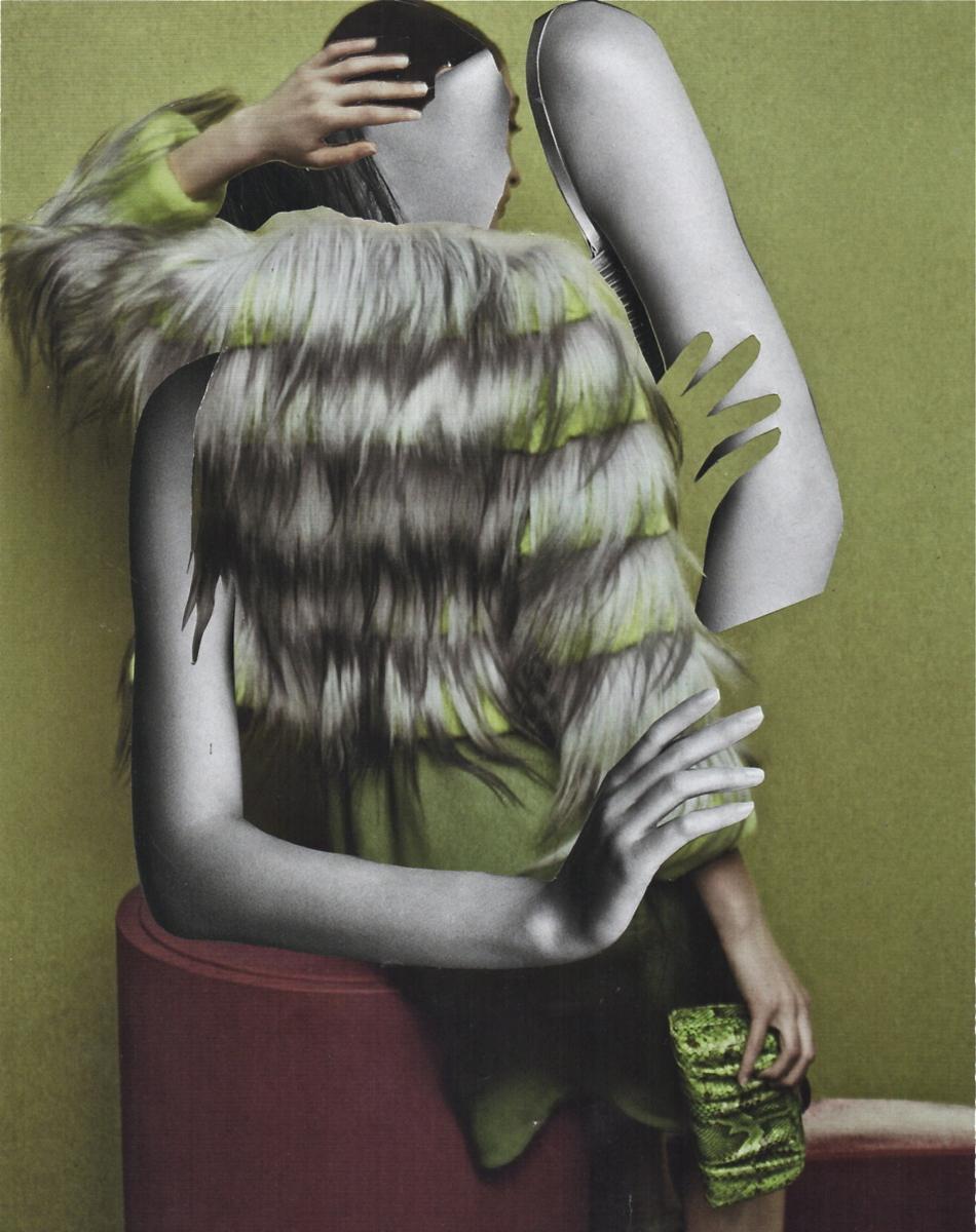 Green Fur (large view)
