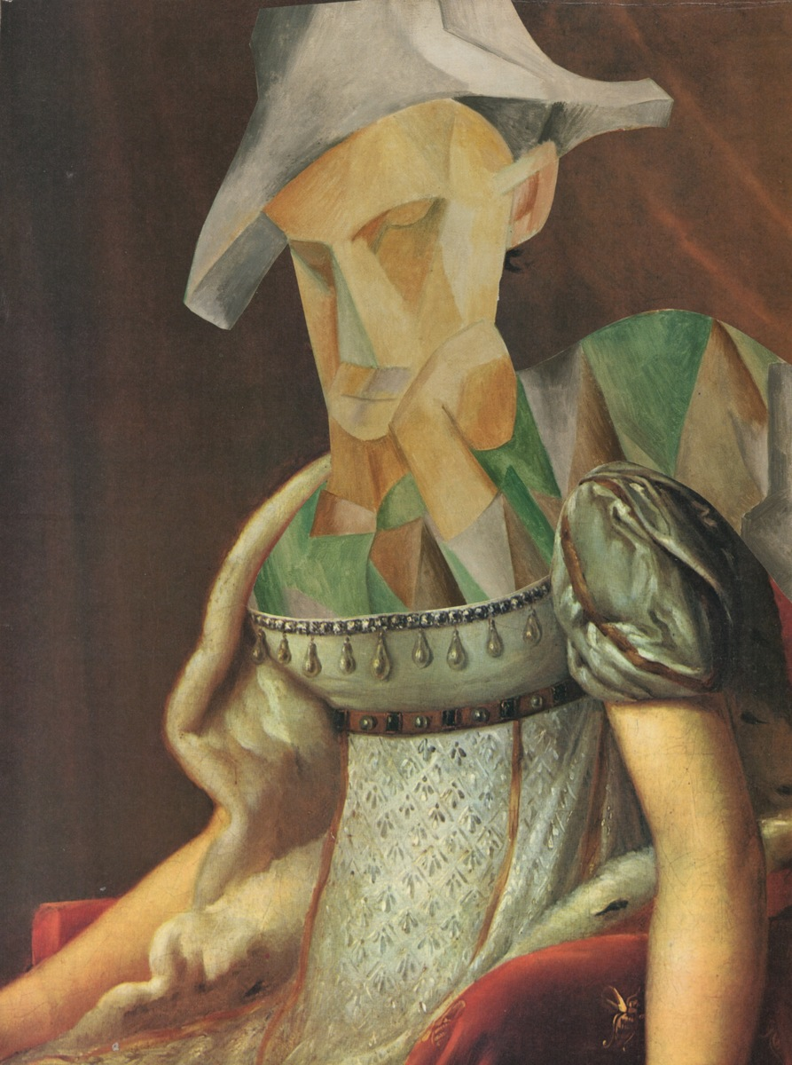 Seated Harlequin (large view)