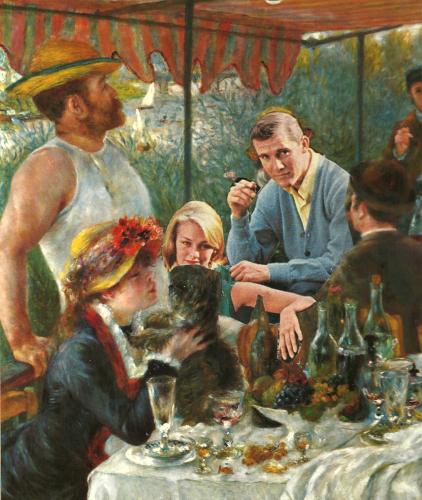 Mixed Company by Deborah Stevenson