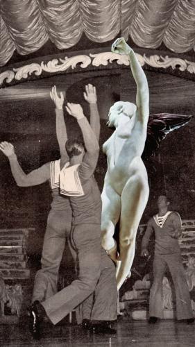 Fling  by Deborah Stevenson