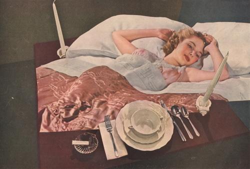 Breakfast In Bed by Deborah Stevenson