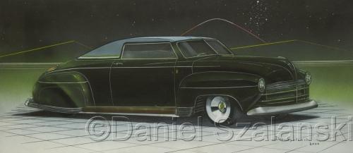 Custom Classic Mercury