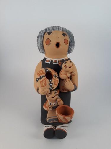 Grandmother Storyteller by Emily Tsosie