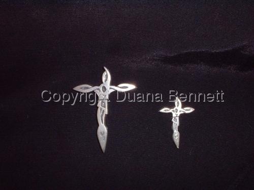 Rachel's Cross by Duana Bennett, Artist