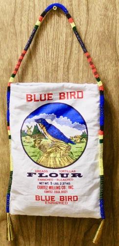 Bluebird Purse by Deana Ward