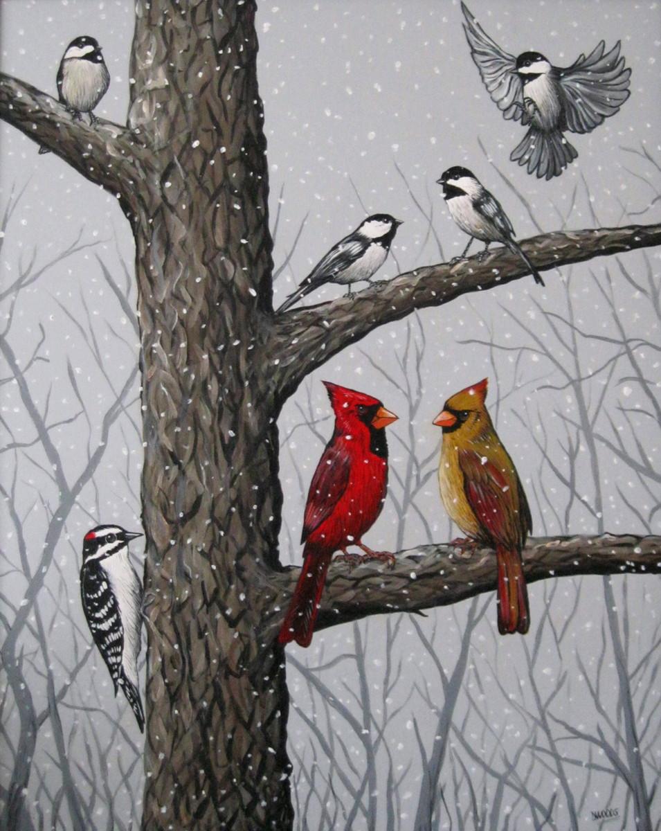 Winter Gathering (large view)