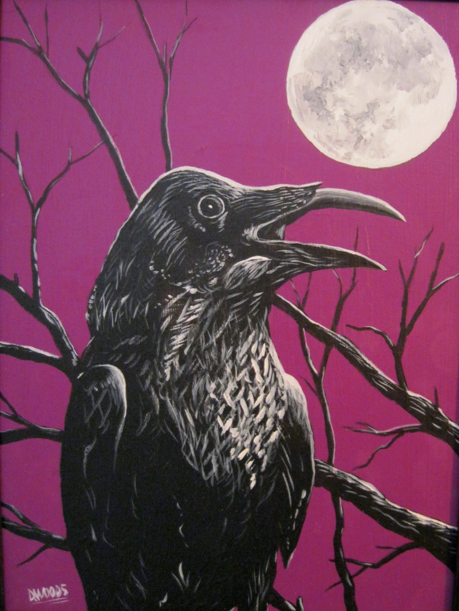 Night Crow (large view)