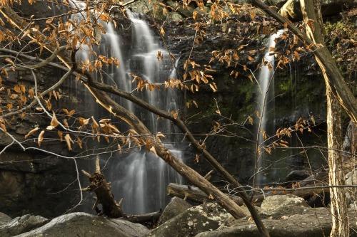 Ringing Rock Falls