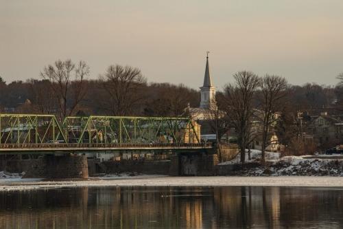 Lambertville Winter